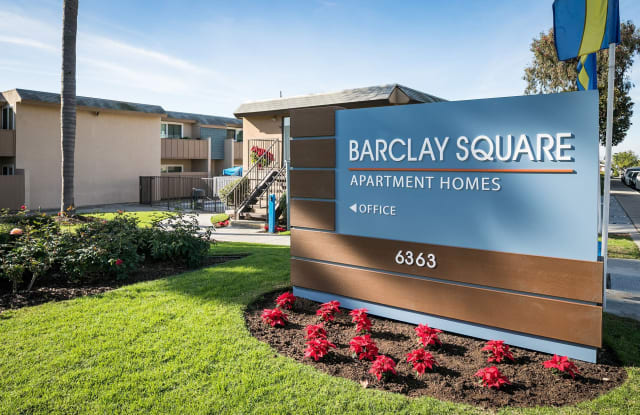 Barclay Square - 6363 Beadnell Way, San Diego, CA 92117