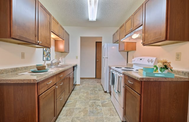 Village West - 4214 9th Ave SW, Langdon, ND 58249