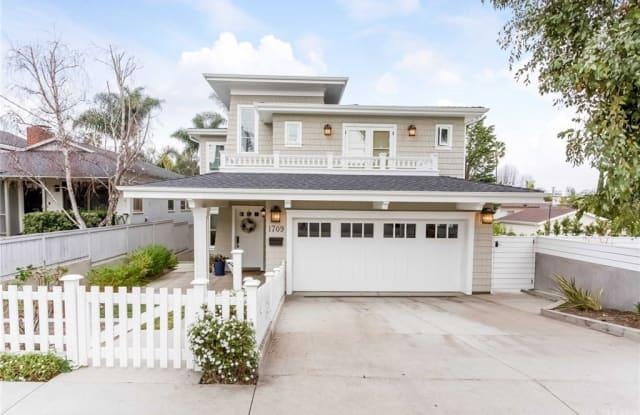 1709 Oak Avenue - 1709 Oak Ave, Manhattan Beach, CA 90266