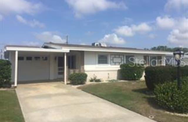 1748 COUNCIL DRIVE - 1748 Council Drive, Sun City Center, FL 33573
