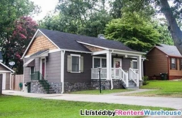 923 Custer St - 923 Custer Street, Hapeville, GA 30354