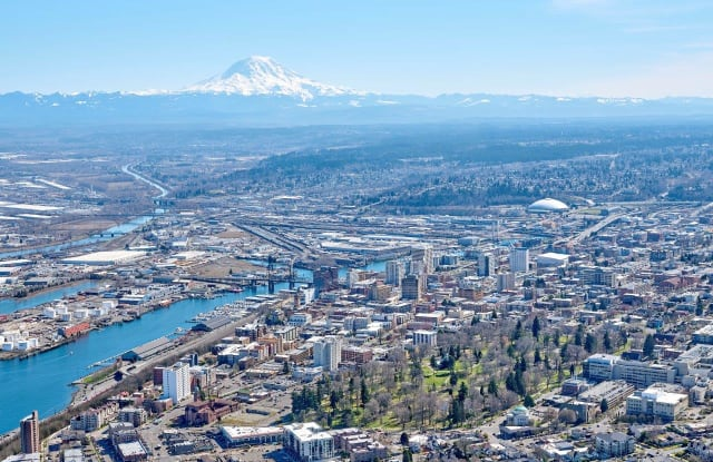 The Metropolitan - 245 St Helens Avenue, Tacoma, WA 98402
