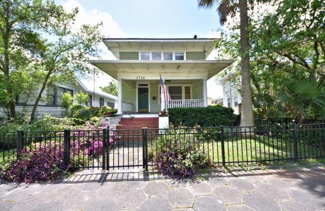 2726 OAK ST - 2726 Oak Street, Jacksonville, FL 32205