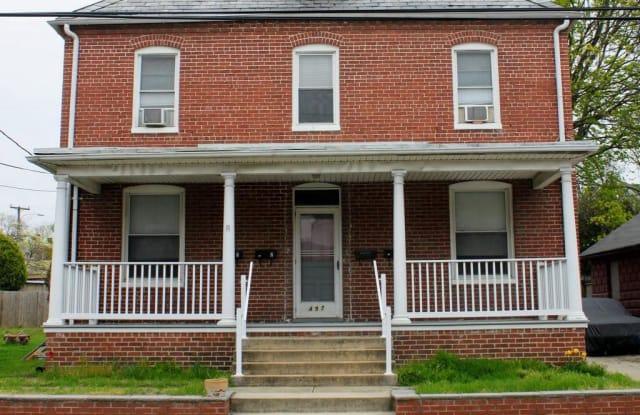 497 E CHURCH STREET - 497 East Church Street, Frederick, MD 21701