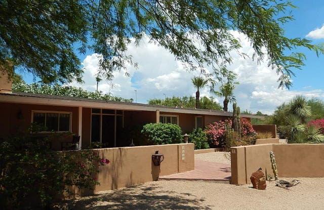 4002 E MCDONALD Drive - 4002 E McDonald Dr, Paradise Valley, AZ 85253