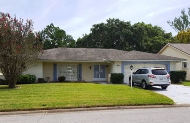 8802 VILLAGE MILL ROW - 8802 Village Mill Row, Bayonet Point, FL 34667
