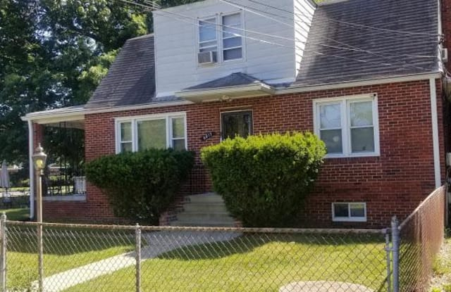 6017 GRIFFITH DRIVE - 6017 Griffith Drive, Camp Springs, MD 20746