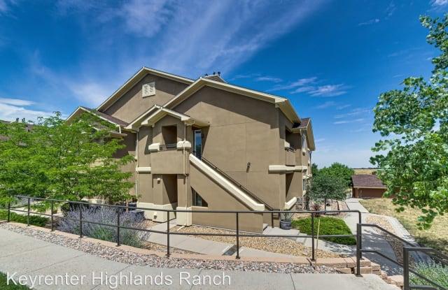 4541 Copeland Loop #103 - 4541 Copeland Circle, Highlands Ranch, CO 80126