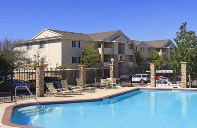 Parkwood Terrace - 1201 East Old Settlers Blvd, Round Rock, TX 78664