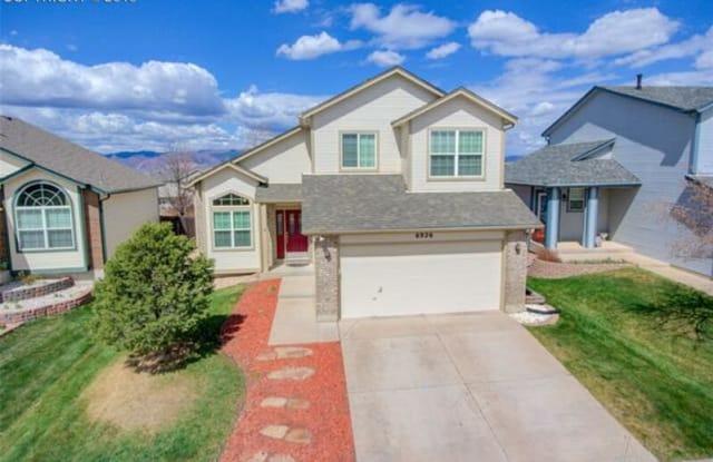 6926 Grand Prairie - 6926 Grand Prairie Drive, Colorado Springs, CO 80923