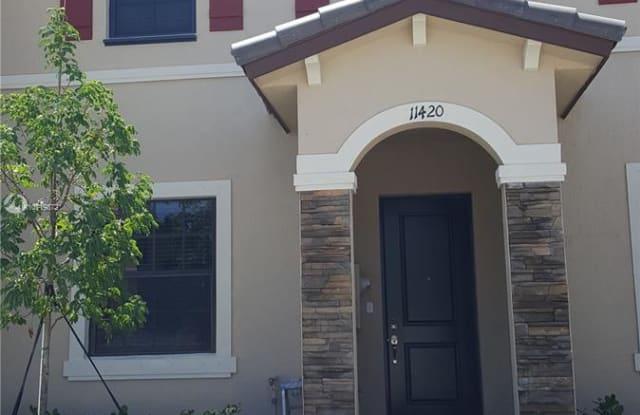 11420 SW 248th Ter - 11420 Southwest 248th Terrace, Princeton, FL 33032