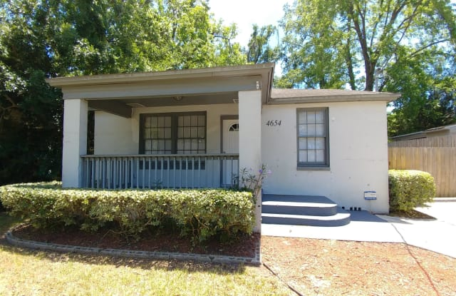 4654 POST ST - 4654 Post Street, Jacksonville, FL 32205