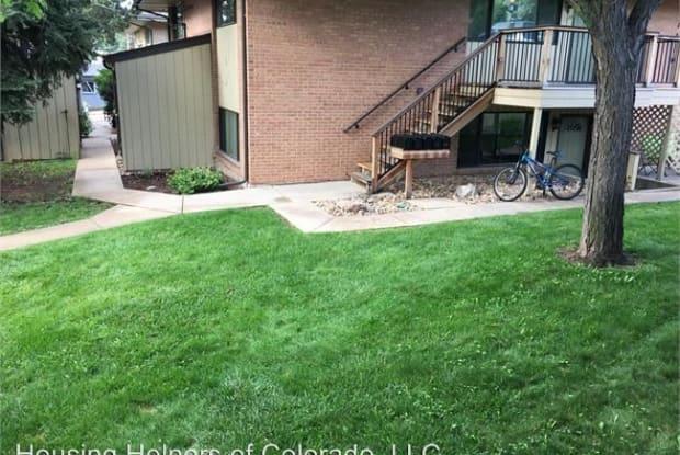 1210 Linden Avenue #A - 1210 Linden Avenue, Boulder, CO 80304