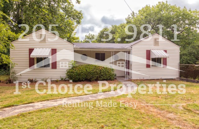 2117 3rd Street Northeast - 2117 3rd Street Northeast, Center Point, AL 35215