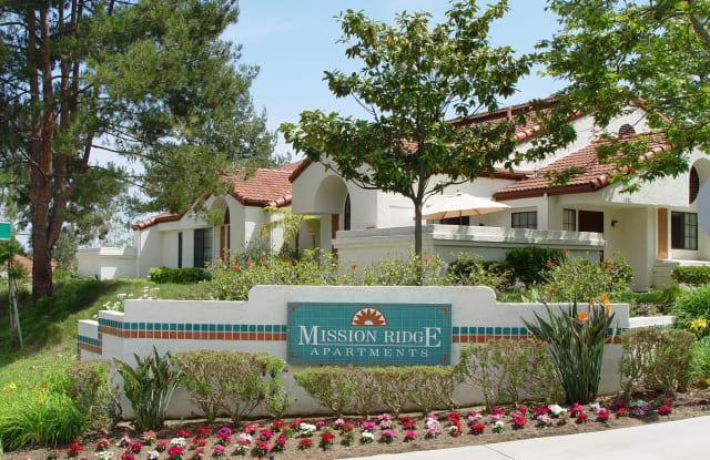 Mission Ridge Apartments - 1320 Via Terrassa, Encinitas, CA 92024