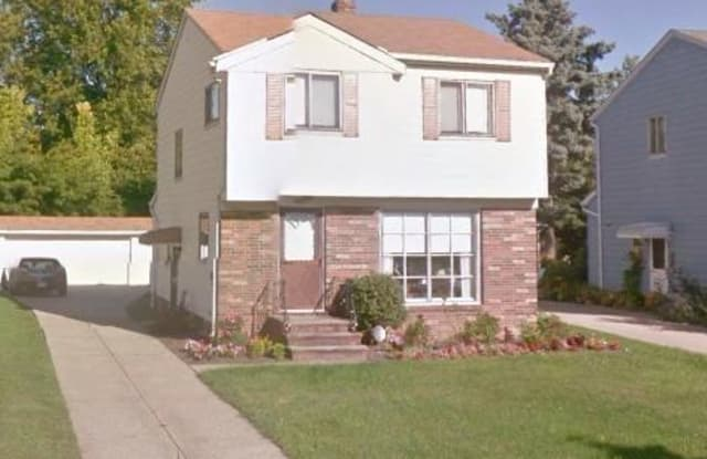 4083 Linnell Rd - 4083 Linnell Road, South Euclid, OH 44121