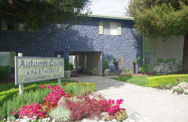 Autumn Oaks Townhomes & Apartments - 1400 Humphrey Dr, Suisun City, CA 94585