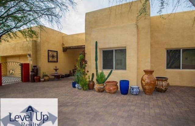 10647 East George Brookbank Place - 10647 East George Brookbank Place, Tucson, AZ 85747
