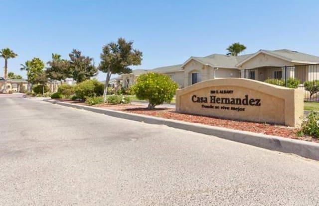 Income Restricted - Casa Hernandez - 200 S Albany St, Delano, CA 93215