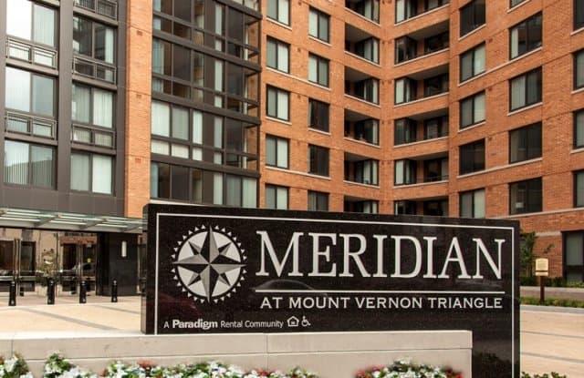 Meridian at Mt. Vernon Triangle - 425 L St NW, Washington, DC 20001