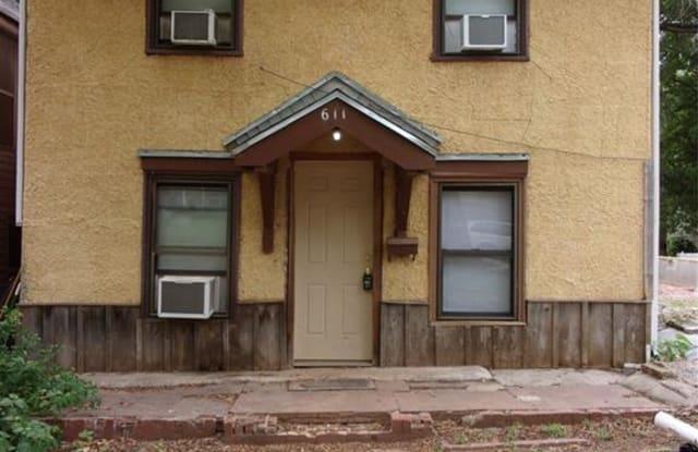 611 N Broad Street - 611 North Broad Street, Guthrie, OK 73044