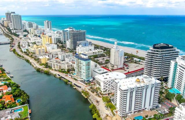 3200 Collins Ave - 3200 Collins Avenue, Miami Beach, FL 33140