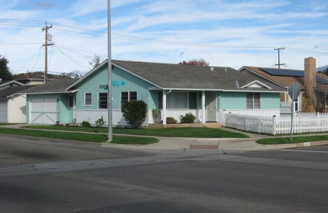 801 E. Cook St. - 801 Cook Street, Santa Maria, CA 93454