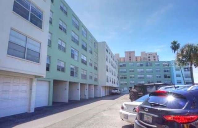 3813 GULF BOULEVARD - 3813 Gulf Boulevard, St. Pete Beach, FL 33706