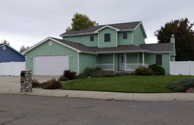 3140 N. Morning Glory Drive - 3140 North Morning Glory Drive, Billings, MT 59102