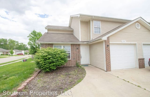 1503 Bodie - 1503 Bodie Drive, Columbia, MO 65202