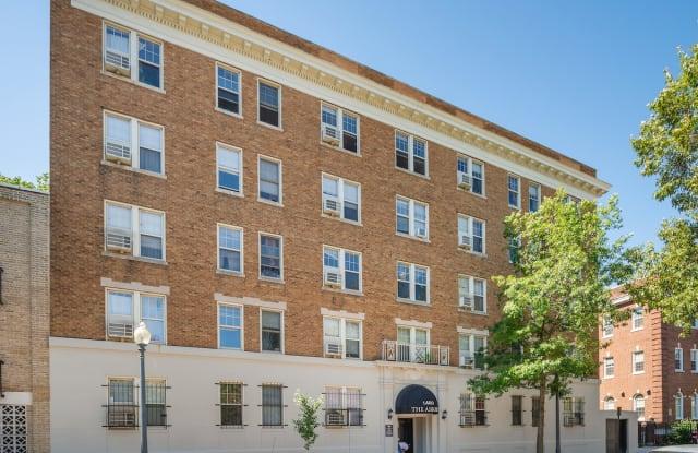 The Asbury Apartments - 1460 Irving St NW, Washington, DC 20010