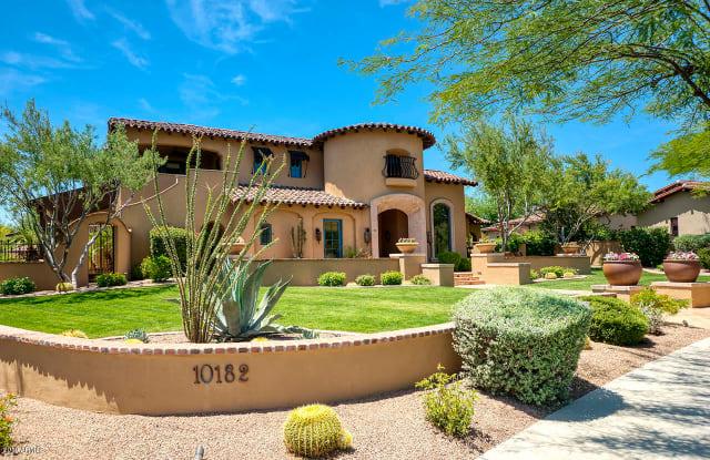 10182 E GILDED PERCH Drive - 10182 East Gilded Perch Drive, Scottsdale, AZ 85255