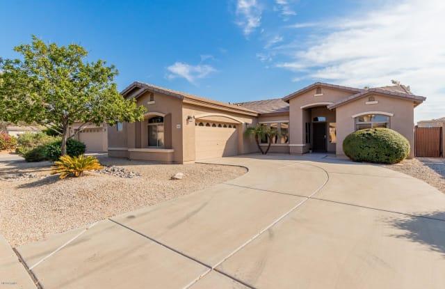 21151 E SADDLE Way - 21151 East Saddle Way, Queen Creek, AZ 85142