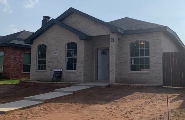 4119 Amistad Dr - 4119 Amistad Drive, Midland, TX 79707