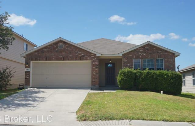 907 Magnolia Bend - 907 Magnolia Bend, San Antonio, TX 78251
