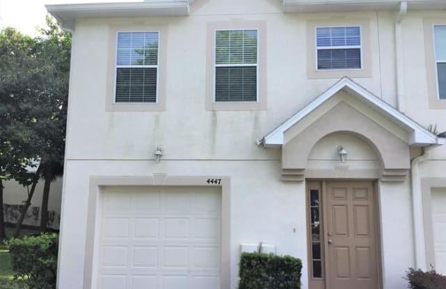4447 Ashburn Square Drive - 4447 Ashburn Square Drive, East Lake-Orient Park, FL 33610