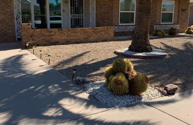 9450 W. Rolling Hills Drive - 9450 West Rolling Hills Drive, Sun City, AZ 85351