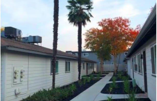 The Bungalows - 2091 West La Loma Drive, Rancho Cordova, CA 95670