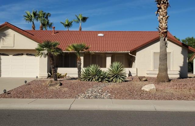 13534 W BALLAD Drive - 13534 West Ballad Drive, Sun City West, AZ 85375