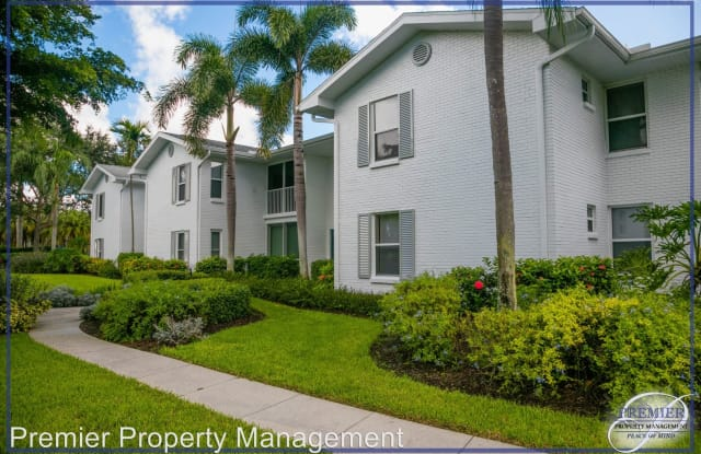 800 South Golf Drive 205 - 800 South Golf Drive, Naples, FL 34102