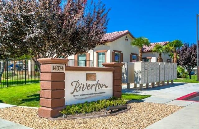 Riverton - 14374 Borego Rd, Victorville, CA 92392