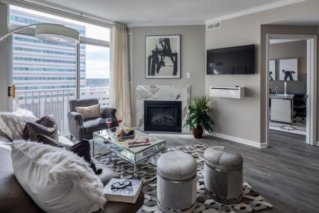 The Cosmopolitan Apartments - 4544 Columbus St, Virginia Beach, VA 23462