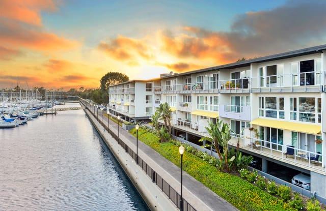 The Tides - 4502 Via Marina, Marina del Rey, CA 90292