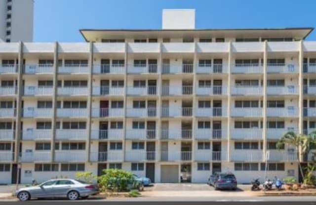 Punahou Heights - 1552 Young Street, Honolulu, HI 96826
