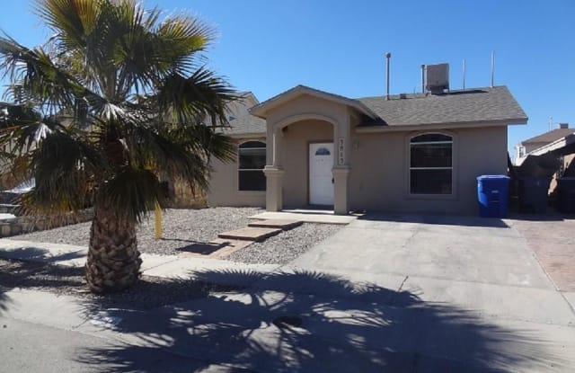3813 TIERRA JOYA - 3813 Tierra Joya Place, El Paso, TX 79938
