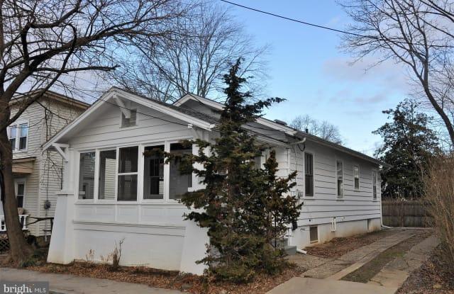 35 MORAN AVENUE - 35 Moran Avenue, Princeton, NJ 08542