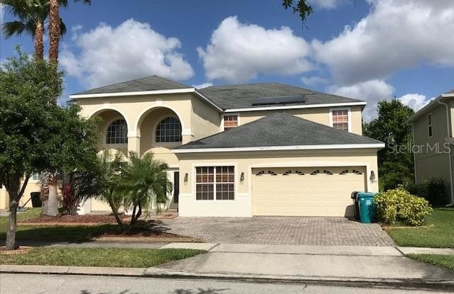 5832 COVINGTON COVE WAY - 5832 Covington Cove Way, Orlando, FL 32829
