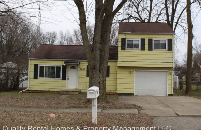 3820 Huggins Ave - 3820 Huggins Avenue, Flint, MI 48506
