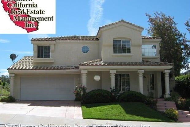 25622 CROCKETT LANE - 25622 Crockett Lane, Stevenson Ranch, CA 91381