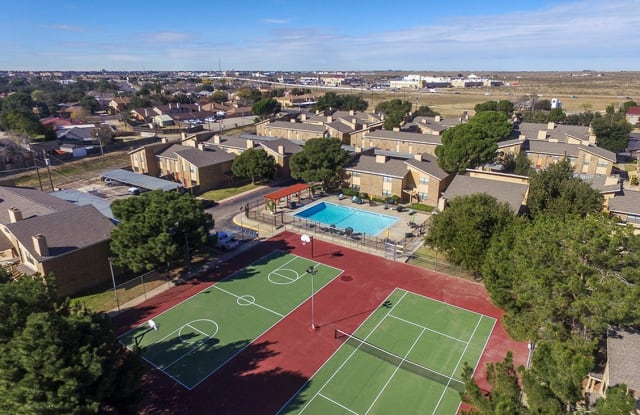 Country Crest Townhomes - 6500 Eastridge Rd, Odessa, TX 79762